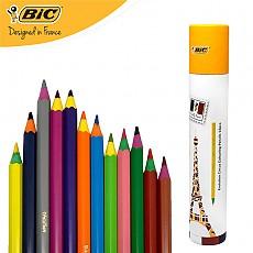 [BIC] 빅 에볼루션 서커스 색연필 12색 기프트세트